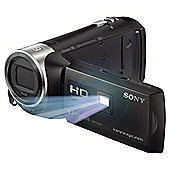 Sony HDRPJ410 HD Camcorder Projector