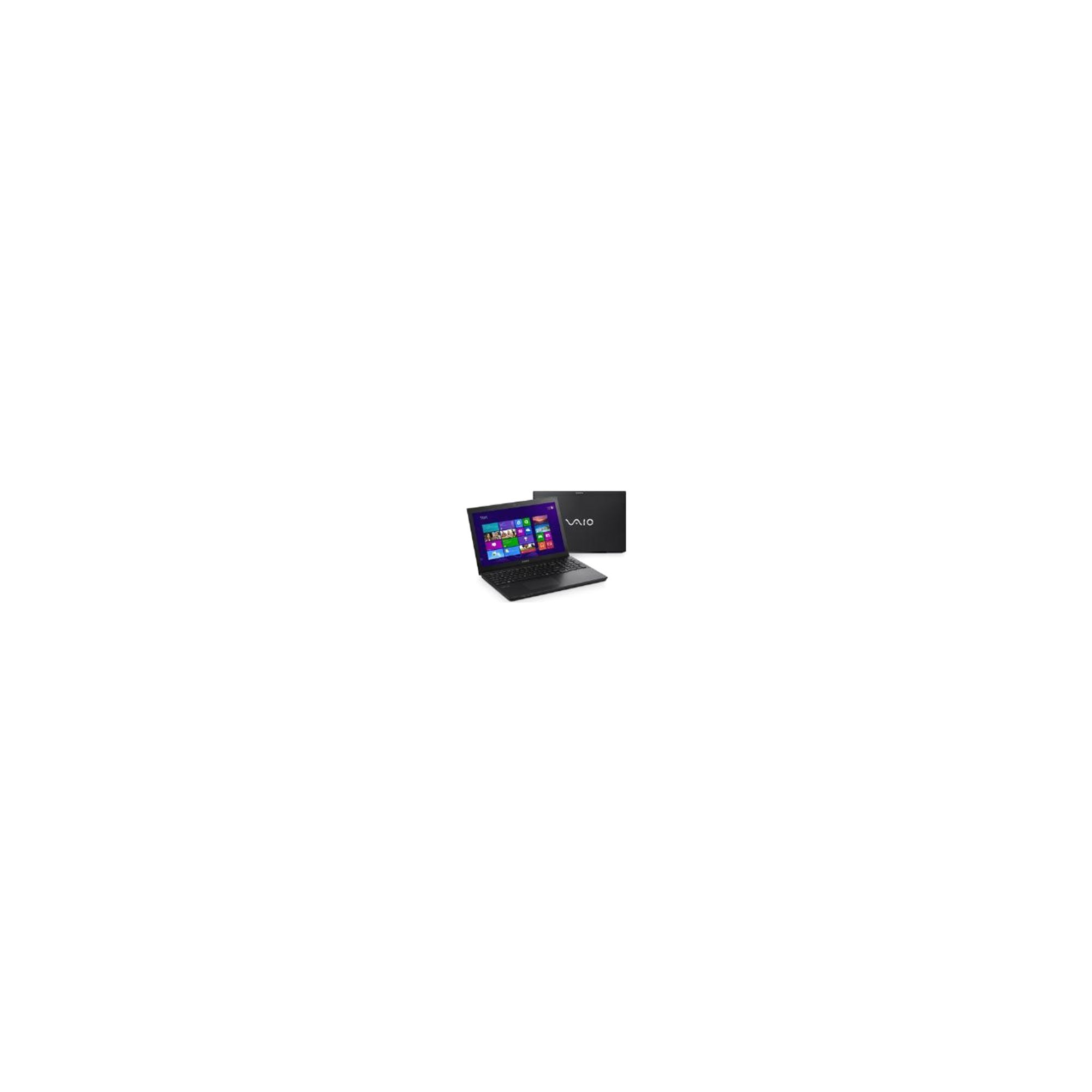Sony Vaio SVS1512X9E (15.5 inch) Notebook Core i5 (3210M) 2.5GHz 6GB 640GB Windows 8 Pro (HD Graphics 4000 & GeForce GT 640M LE) at Tescos Direct