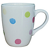 Tesco Circus Earthenware mug