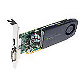 PNY Nvidia Quadro 410 512MB PCI-e DVI-I DisplayPort Graphics Card
