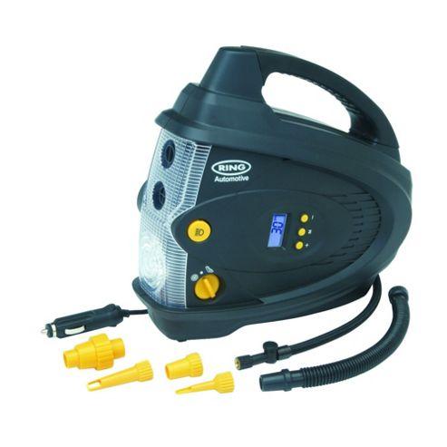 12V Digital Air Compressor + Inflator & Deflator