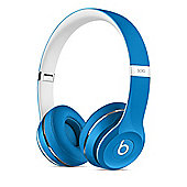 Beats by Dr. Dre Solo2 Luxe Edition On-Ear Headphones - Blue