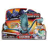 Dreamworks Dragons Defenders Of Berk Scauldron