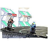 Scalextric Sport Track C8297 2X Banked Radius 3 Curves