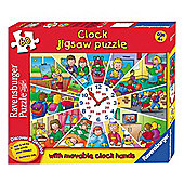 Ravensburger Clock Jigsaw Puzzle