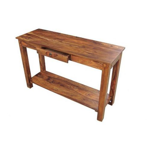 Buy Jaipur Furniture Ltd Ganga Sheesham Console Table From Our Console Tables Range Tesco