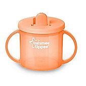 Tommee Tippee First Cup 4 months plus Orange