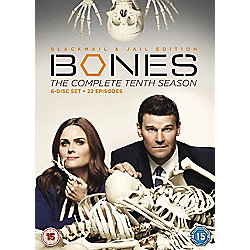 Bones - Series 10 DVD