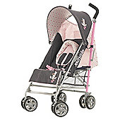 Obaby Atlas V2 Stroller, Retro Minnie Denim