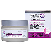 Manuka Doctor Restoring Night Cream