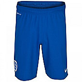 2014-15 England Nike Home Change Shorts (Blue) - Blue