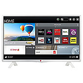 LG 28LB490U 28 Inch Smart WiFi Built In HD Ready 720p LED TV with Freeview HD