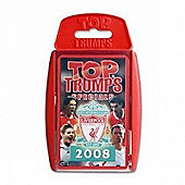 Liverpool FC Top Trumps 2008
