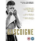 Gascoigne DVD