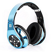 Bluedio R+Legend Version (Revolution) Bluetooth headphones in Blue