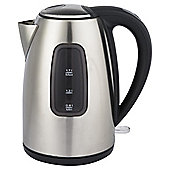 Tesco Stainless Steel Jug kettle, 1.7L