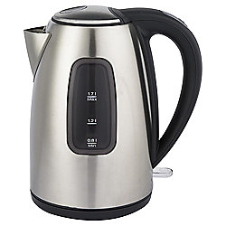 Tesco JKWSS15 Stainless Steel Kettle