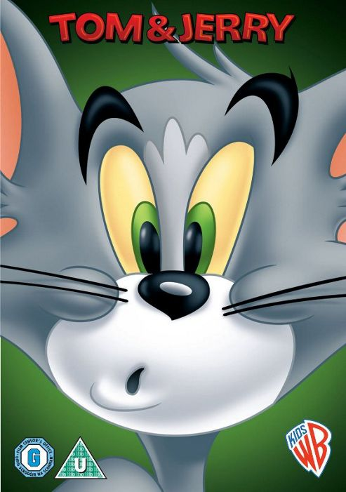 Big Faces: Tom And Jerry (DVD)