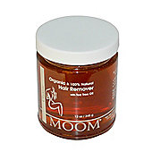 Moom Certified Organic Hair Remover with tea Tree Refill Jar 345g