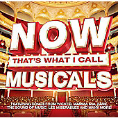 Now That'S What I Call Musicals (2Cd)