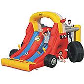 Formula 1-Combo Bouncy Castle