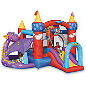 Dragon Quest Bouncy Castle With Slide