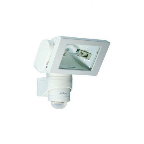 Steinel HS 150 White 150w halogen, 240o PIR, 12m max reach