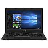 "Acer AO1-431 14"" Intel Celeron 2GB RAM 32GB eMMC Storage with Office 365 1 year Cloudbook Laptop - Iron"