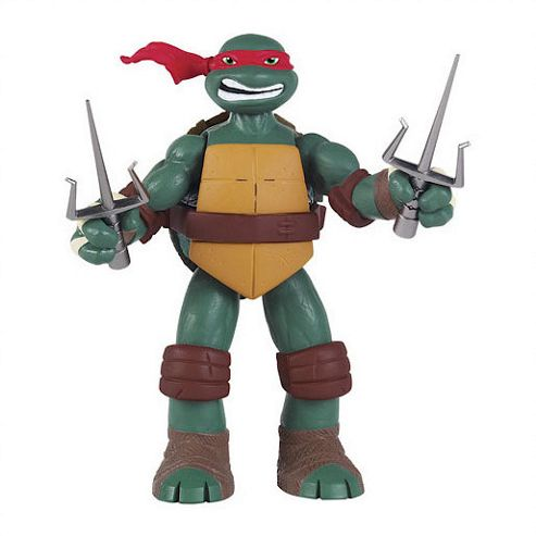 Teenage Mutant Ninja Turtles Sound Fx Figure Raphael