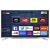 Sharp 55 Inch LC-55CUG8462KS 4k Ultra HD LED Smart TV with Freeview HD