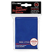 Ultra Pro Deck Protector Sleeves 50 Count Card Game (Blue)