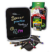 Crayola Dry Erase Dual Sided Board
