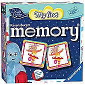 In the Night Garden 'My First' Memory Game Card Puzzle