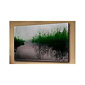 Parvez Taj Beetle Lake Wall Art - 61 cm H x 91 cm W x 5 cm D