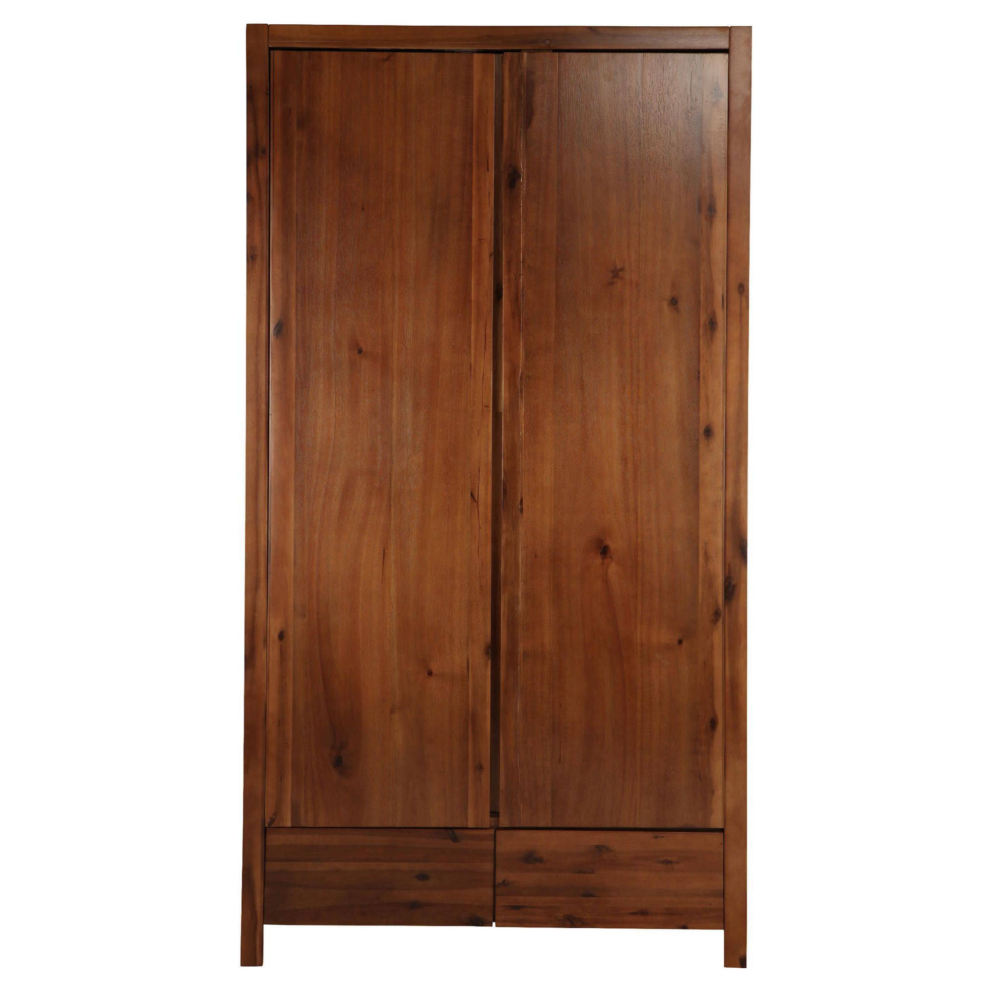 Anisha 2 Door 1 Drawer Wardrobe at Tesco Direct