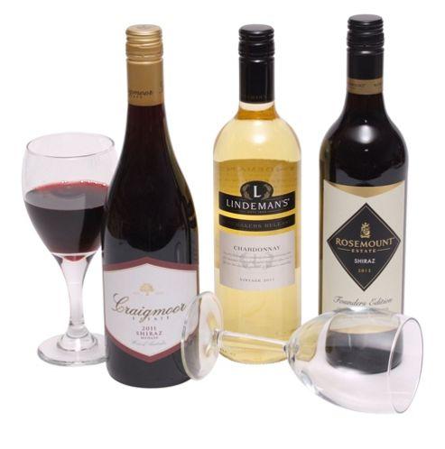 Australian Three Bottle Selection