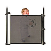 Lascal KiddyGuard Avant Retractable Safety Gate Black