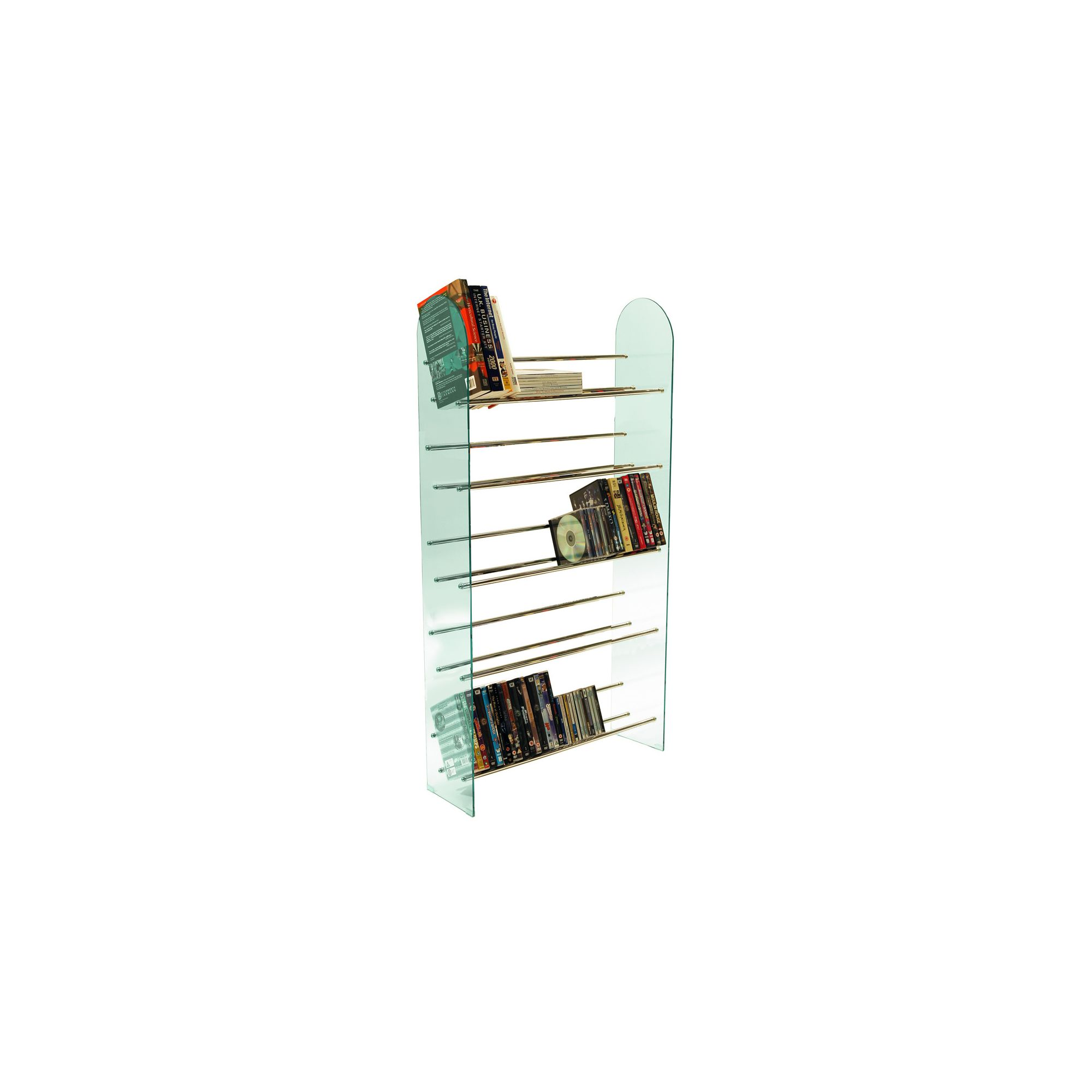 Techstyle 5 Tier Media / Shoe Storage Rack