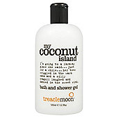 Treaclemoon Coconut Island Bath & Shower Gel