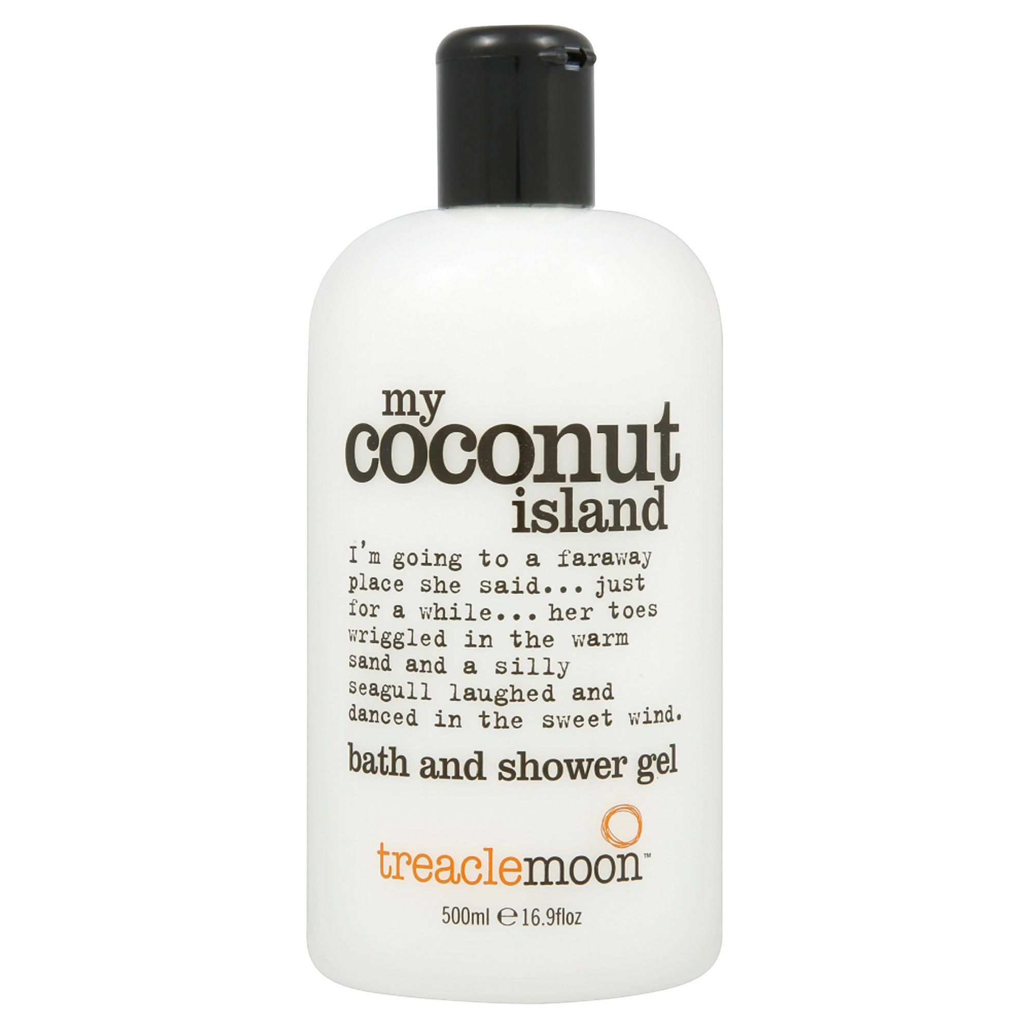 Treaclemoon Coconut Island Bath Shower Gel