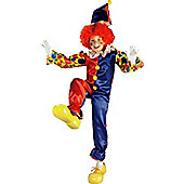 Bubbles the Clown - Child Costume 5-7 years