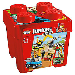 LEGO Juniors Construction Bucket 10667