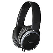 Panasonic RP-HX250 Headphones, Black