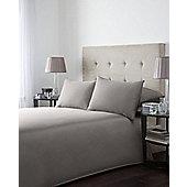 Luxury Hotel Collection 500 TC Standard Pillowcase Pair Slate