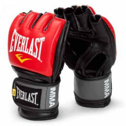 Everlast Pro Style Grappling Gloves - Small/Medium
