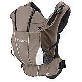 Kiddy Heartbeat Small Baby Carrier (Sand)