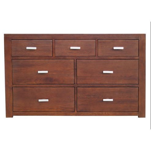 Home Zone Furniture Churchill 3 Over 4 Drawer Chest