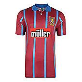 Aston Villa 1994 Home Shirt - Claret