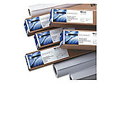 Hewlett-Packard Universal Heavyweight Coated Paper-610 mm x 30.5 m (24 in x 100 ft)