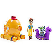 Paw Patrol Diving Bell Action and Adventure Bath Set